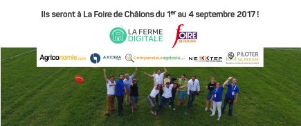 La team LFD à Châlons-en-Champagne