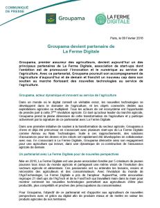 20180209-Communiqué-GroupamaPartenaireLFD