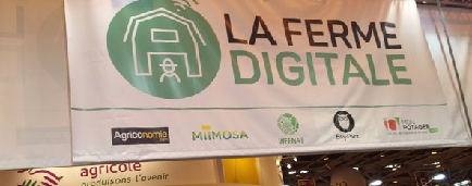 la ferme digitale logo